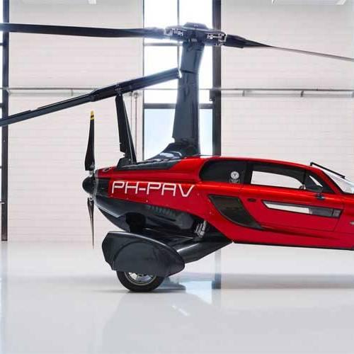Así es el primer coche volador que se puede comprar en España