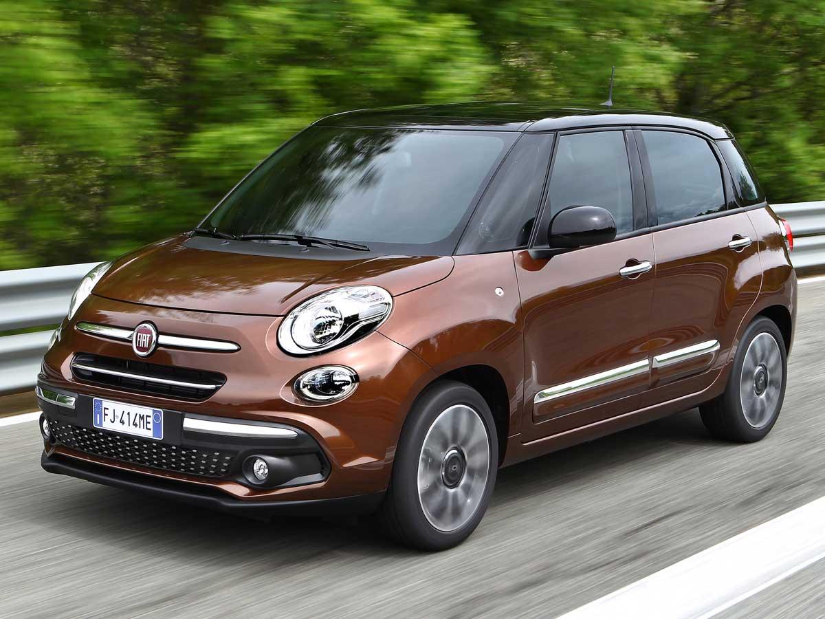 ventas de coches glp Fiat