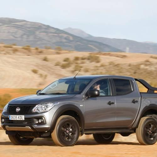 Prueba del Fiat Fullback Cross, un aventurero con estilo