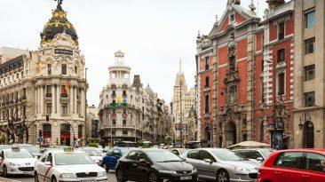 diésel Madrid