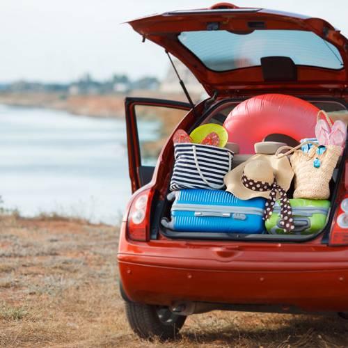 8 claves para cargar tu maletero a la vuelta de vacaciones