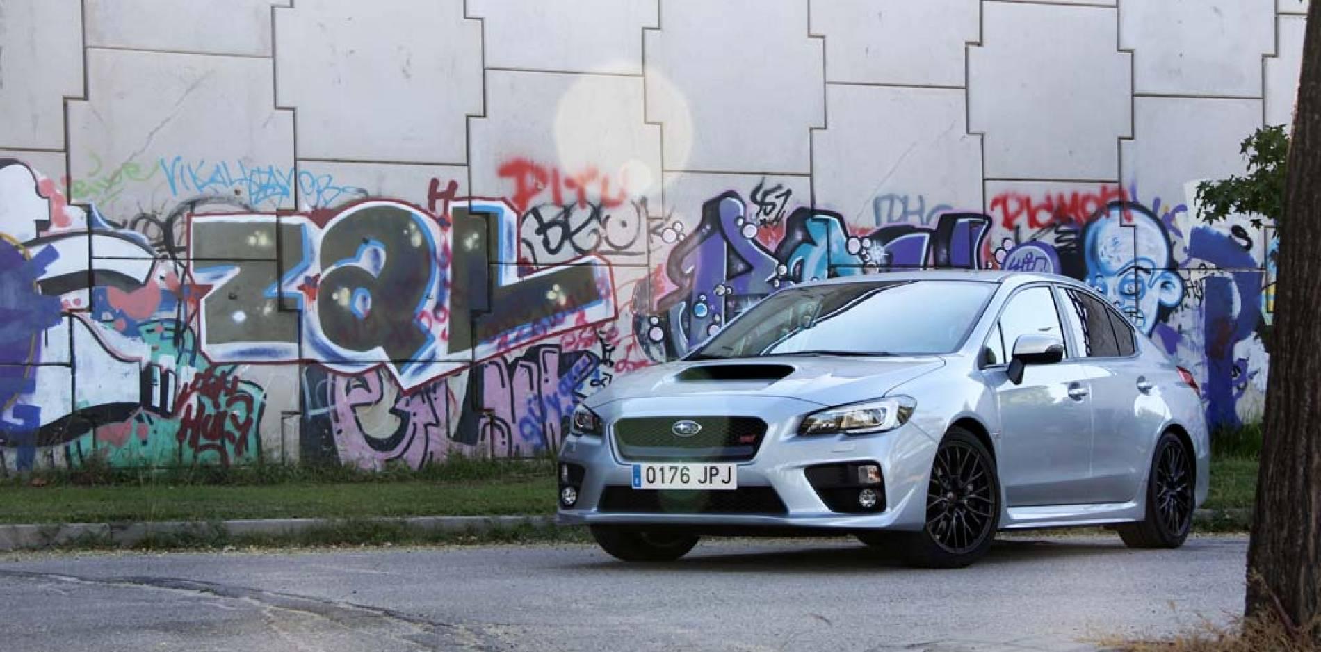 Subaru WRX STi Rally Edition: ¿Te atreves a domarlo?