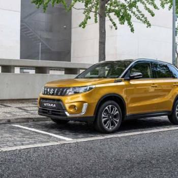 El Suzuki Vitara se actualiza con más tecnología, seguridad y belleza