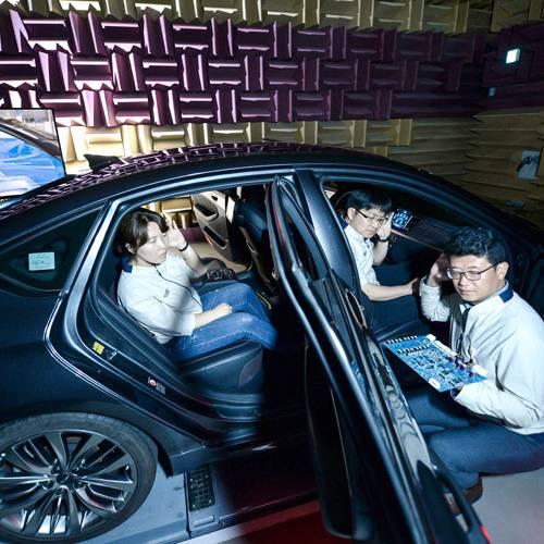 Hyundai reinventa la forma de escuchar música en el coche