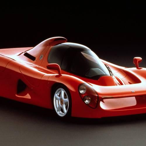 """Yamaha OX99-11, el coche nipón que supuso un """"órdago a la grande"""""""