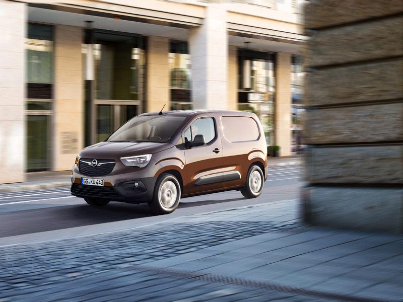 Opel Combo – 2018 – en producción