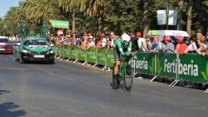 Los coches de La Vuelta a España 2018