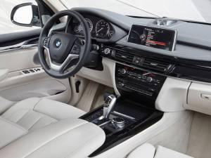 BMW X5 xDrive40e - Avance eléctrico