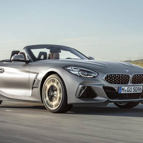 El BMW Z4 llegará con tres opciones mecánicas