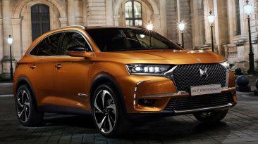DS 7 CROSSBACK 225