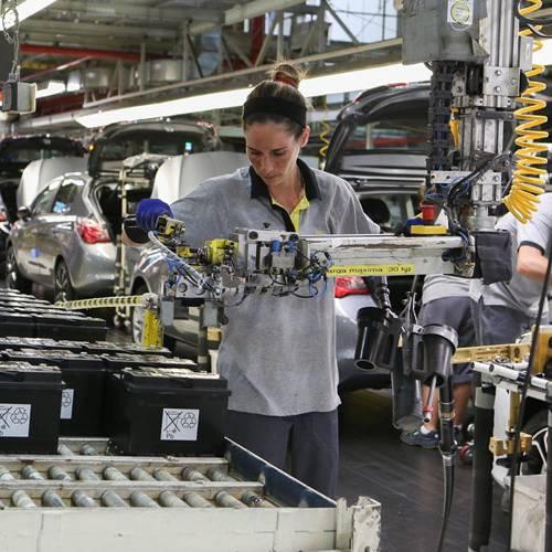 Opel Figueruelas contratará a 200 trabajadores por el nuevo Corsa