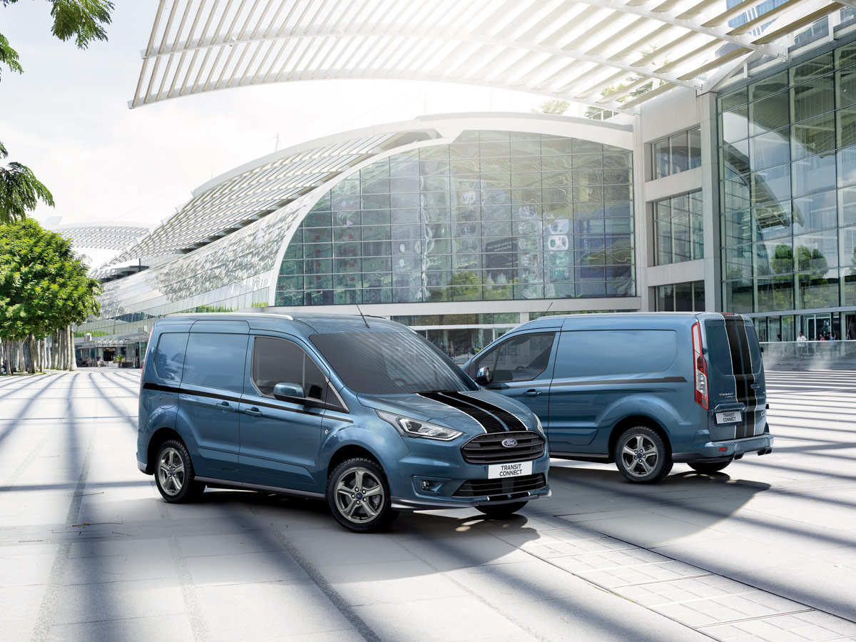 Ford Transit Connect Sport Van