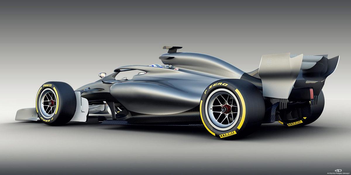 Formula 1 2021 Concept 1