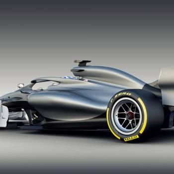 Liberty ya tiene tres bocetos de coches de Fórmula 1 para el año 2021