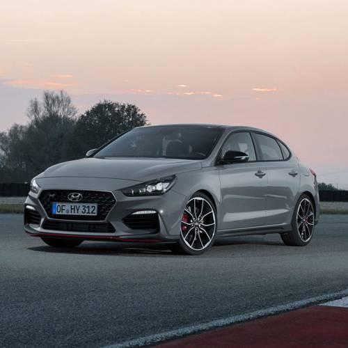 Hyundai i30 Fastback N, el perfil más deportivo con extra de vitaminas