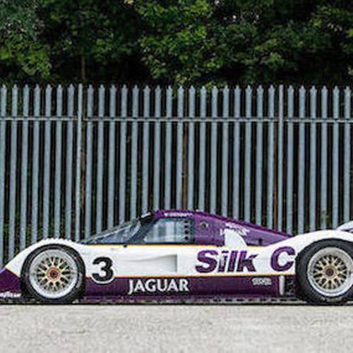 Vendido un Jaguar XJR-11 Grupo C por más de 1,3 millones de euros
