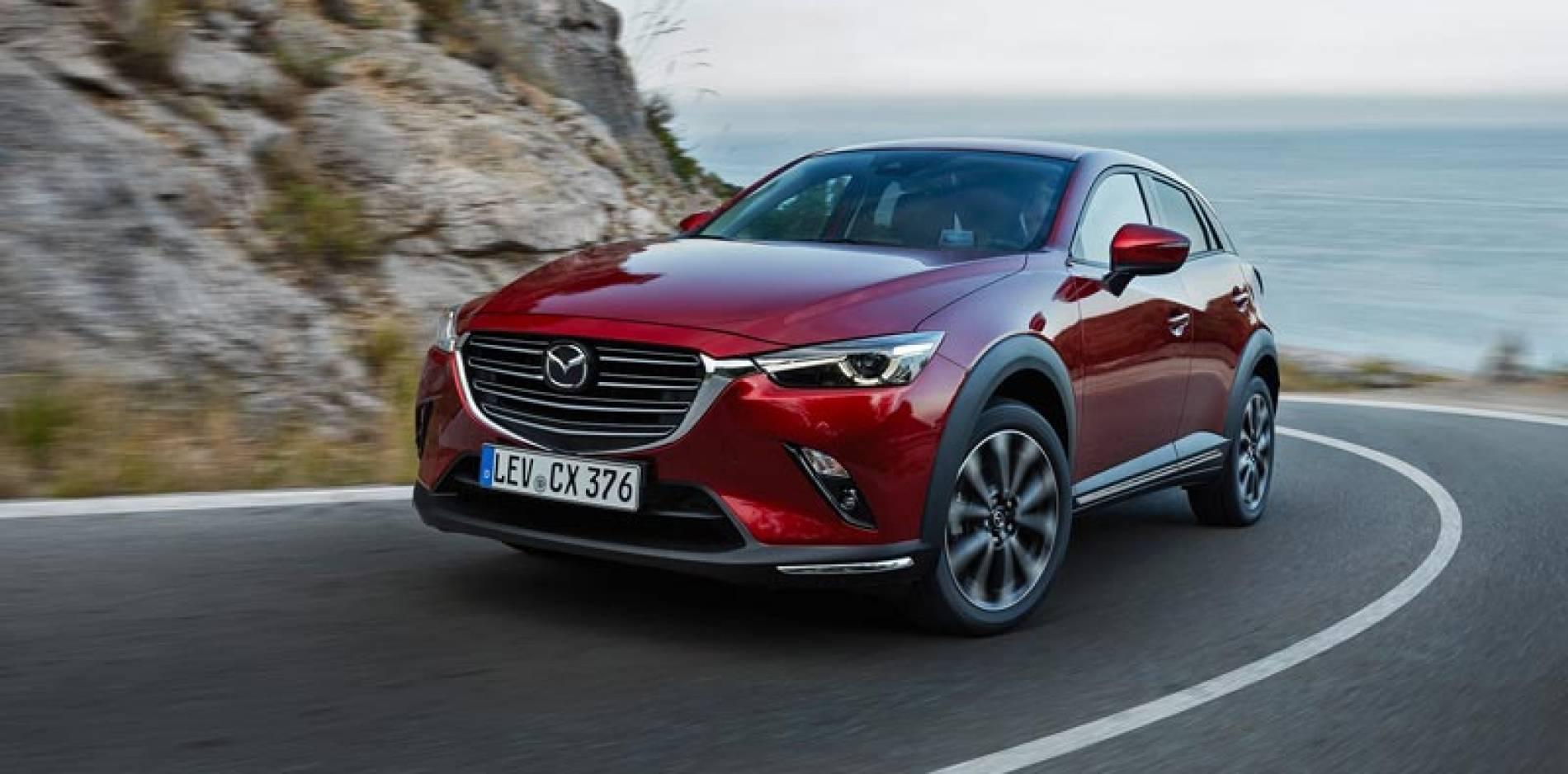 Mazda CX-3 2019: te contamos la primera prueba
