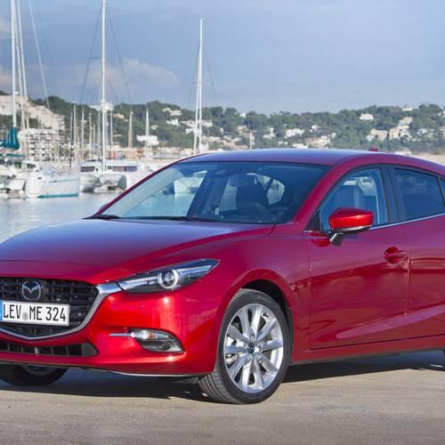 Mazda Rent&Drive, nueva línea de renting especializada en particulares