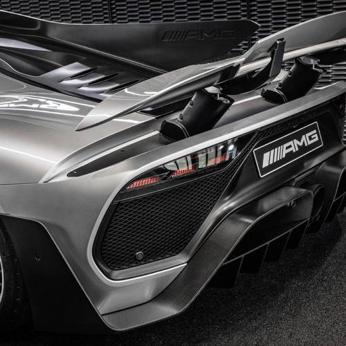 El Mercedes-AMG Project One ya tiene nombre oficial