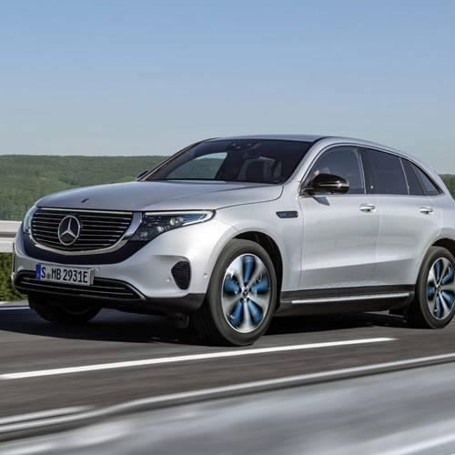 El Mercedes-Benz EQC llegará este verano con un precio de 77.425 euros