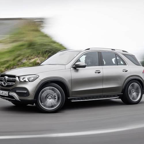 Mercedes-Benz GLE, sofisticación para una vida más fácil