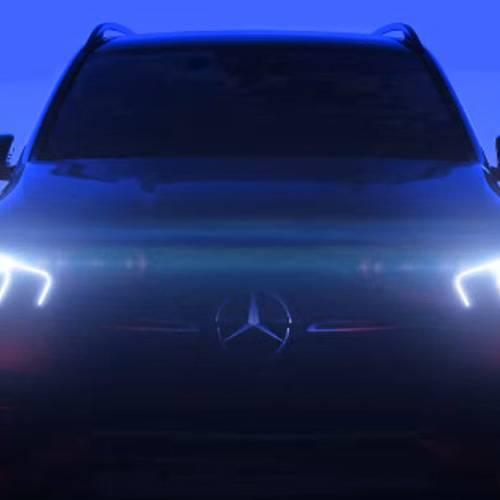 El nuevo Mercedes-Benz GLE se deja ver… en Facebook