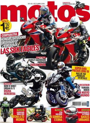 Revista Motos – número 49