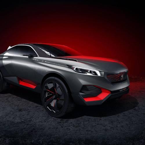 El nuevo Peugeot 2008 va tomando forma (y se fabricará en Vigo)