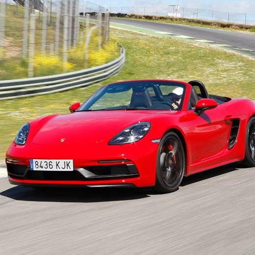 Prueba del Porsche 718 Boxster GTS: instinto básico