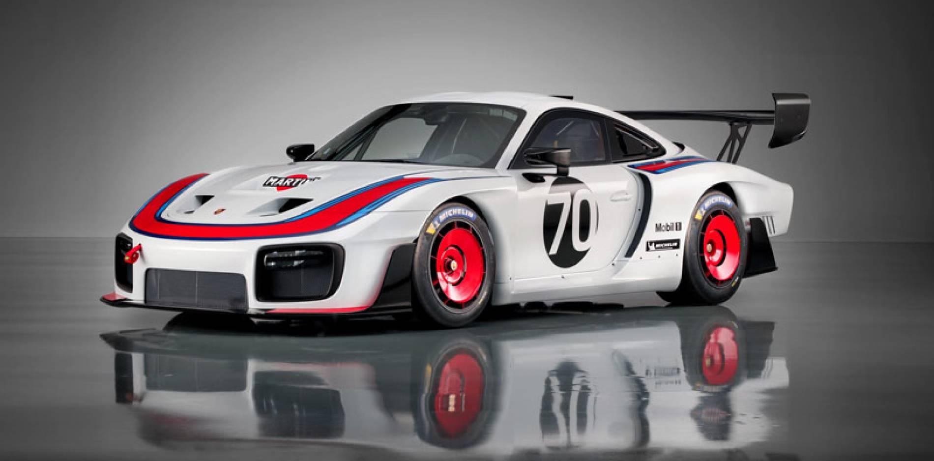 Porsche 935, un regalo para tus sentidos y tu memoria