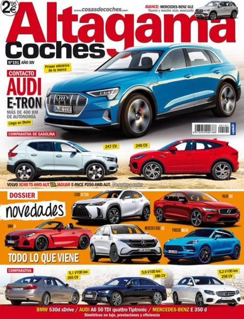 Revista Altagama Motor Número 191