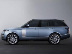 Land Rover Range Rover P400e - Como un mechero