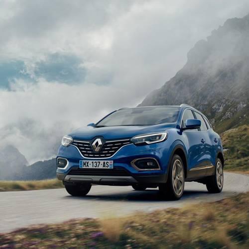 El nuevo Renault Kadjar llega para ofrecer más calidad, confort y estilo
