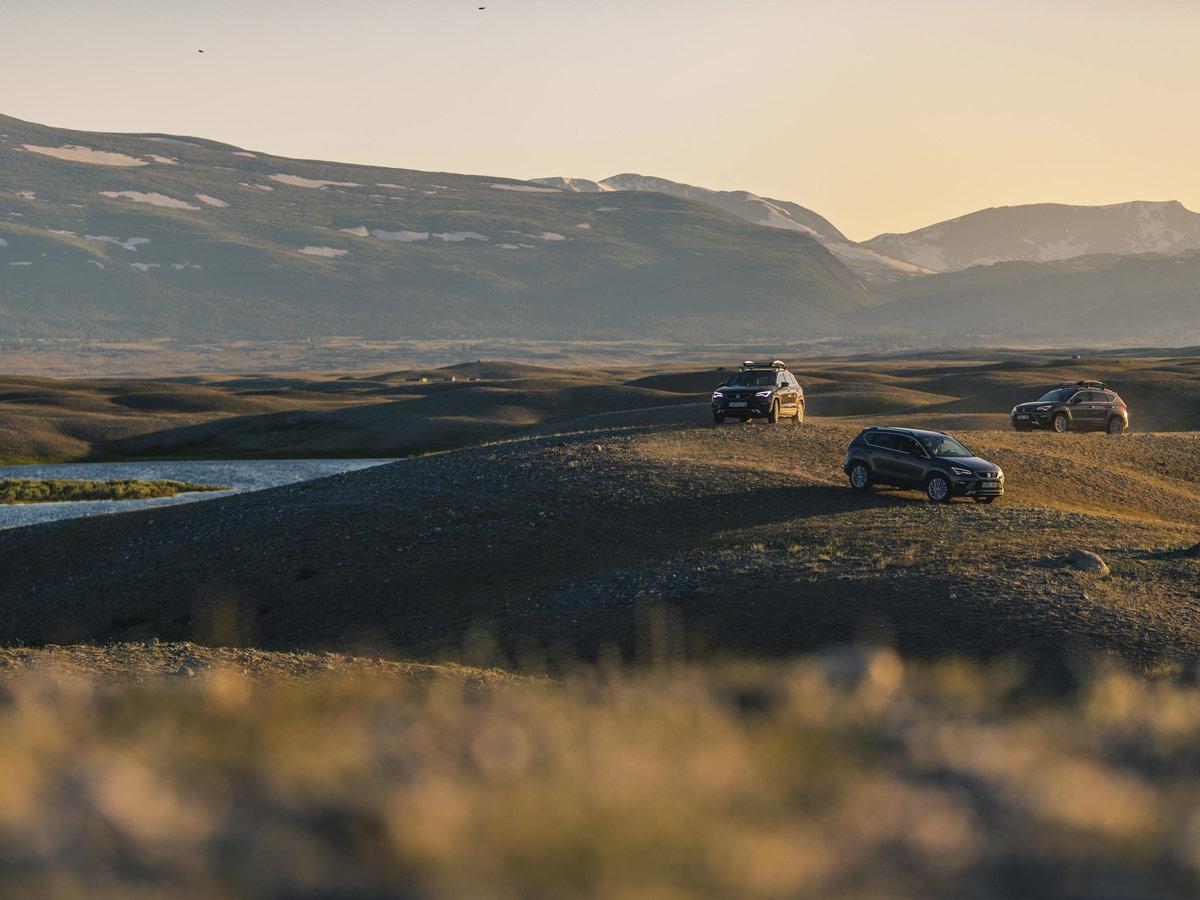 SEAT Ateca expedición a Mongolia
