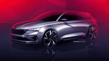 Skoda Visión RS Concept