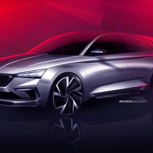 Skoda Visión RS Concept, la nueva fuente de inspiración de la marca