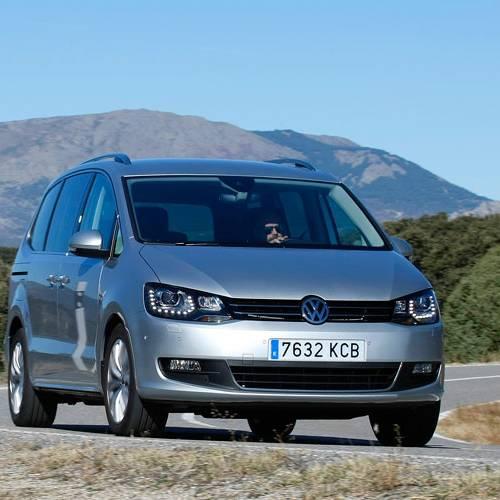 Probamos el Volkswagen Sharan Advance 1.4 TSI, un verdadero superviviente