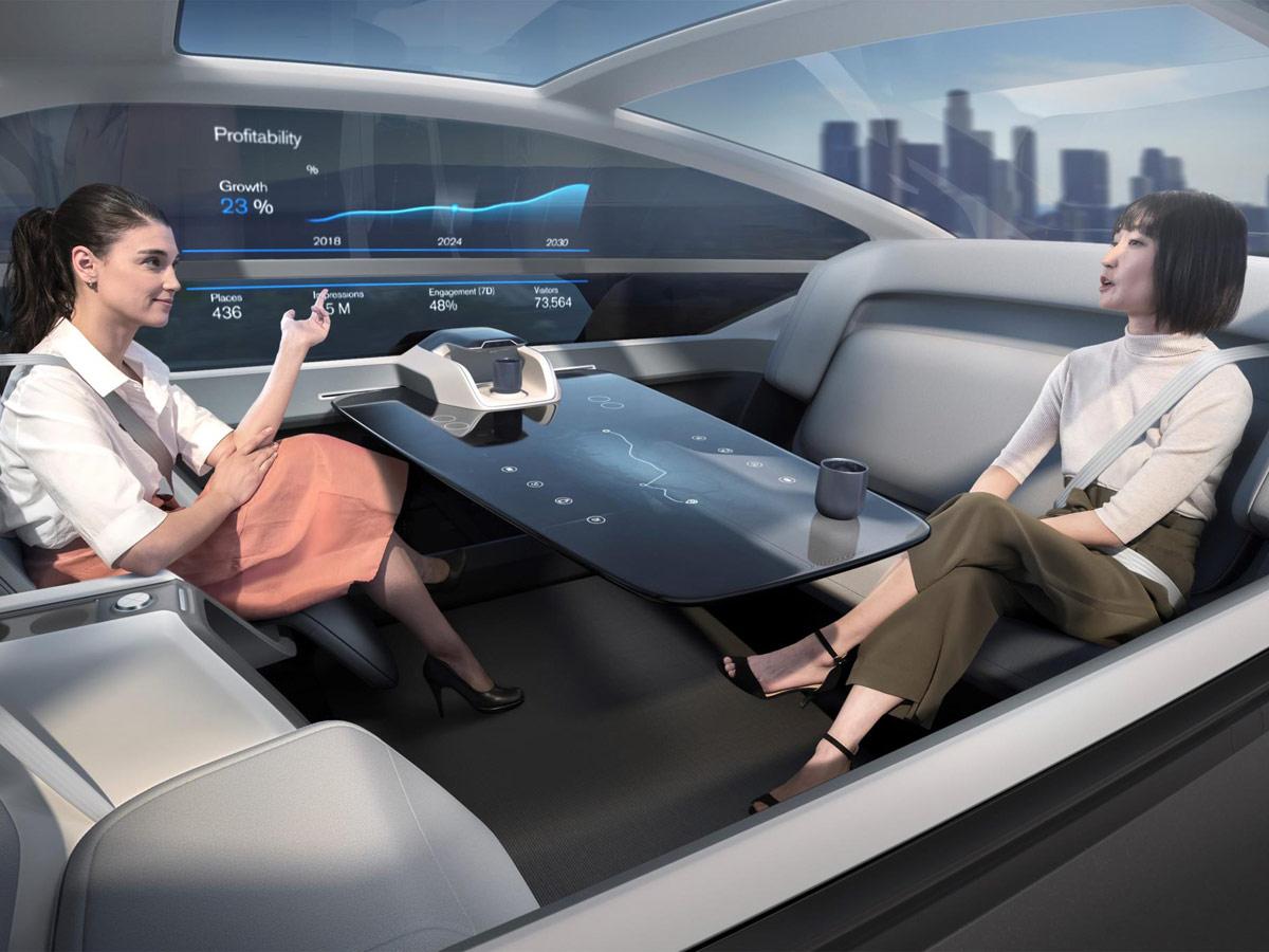 Volvo 360c Concept Una Nueva Forma De Viajar Cosas De