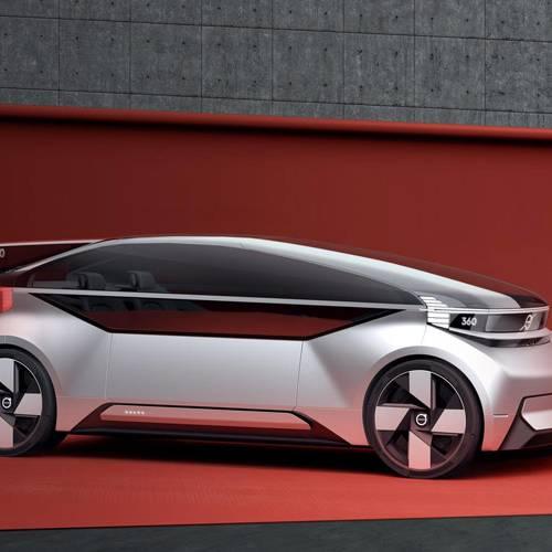 Volvo 360c Concept, una nueva forma de viajar