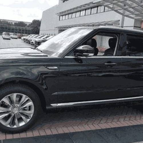 Range Rover Sport, la última víctima de las copias chinas