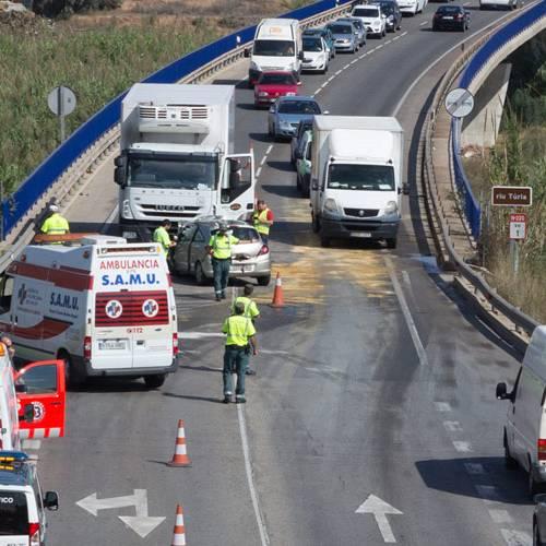 Pere Navarro quiere bajar la cifra de fallecidos en accidentes de tráfico con más radares