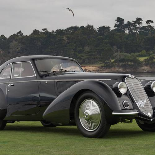 Alfa Romeo 8C: así es el coche más bonito del mundo