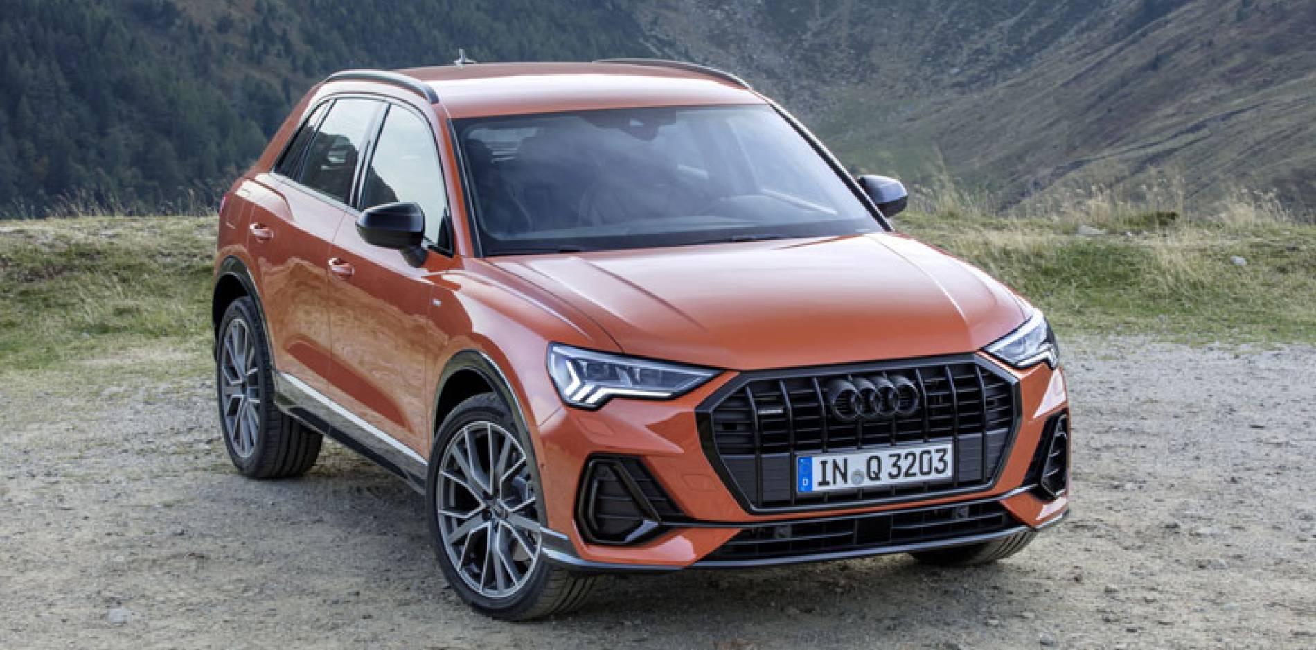 Audi Q3 2018, a prueba la nueva generación del SUV compacto