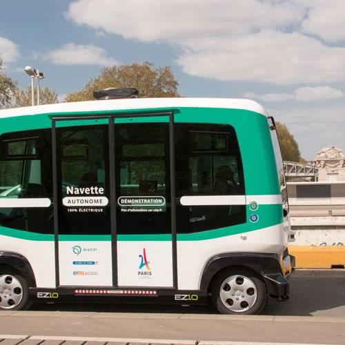 Lanzarote invierte en autobuses autónomos para mejorar sus rutas turísticas