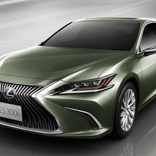Lexus dice adiós a los retrovisores en sus nuevos modelos
