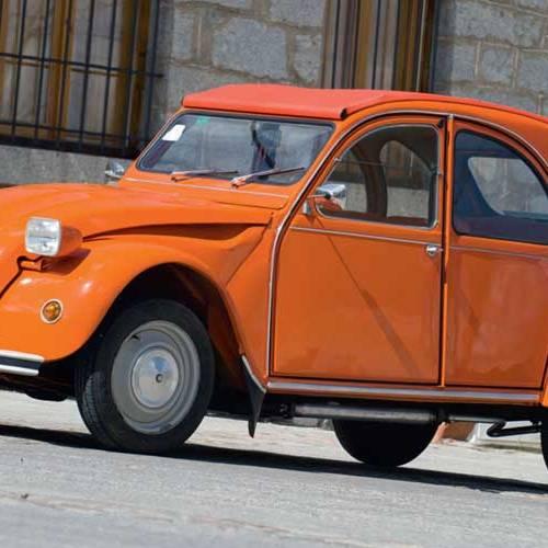 Prueba clásica: Citroën 2CV-6 CT, inimitable