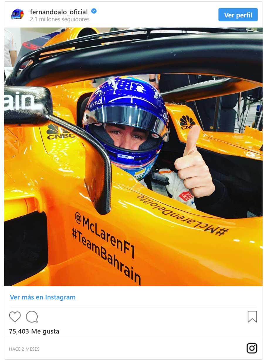 La importancia del test con el IndyCar de Fernando Alonso en su futuro
