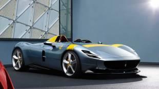 Ya tenemos las fotos oficiales de los Ferrari Monza SP1 y SP2