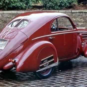 Se subasta el único Fiat Berlinetta Aerodinámica que llegó a España antes de la Guerra Civil