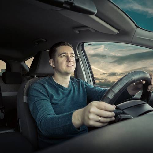Los beneficios que el cambio de hora trae a los conductores